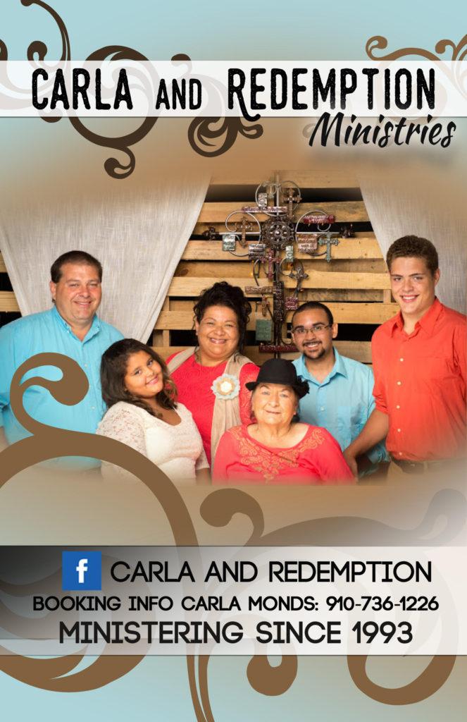 Carla & Redemption