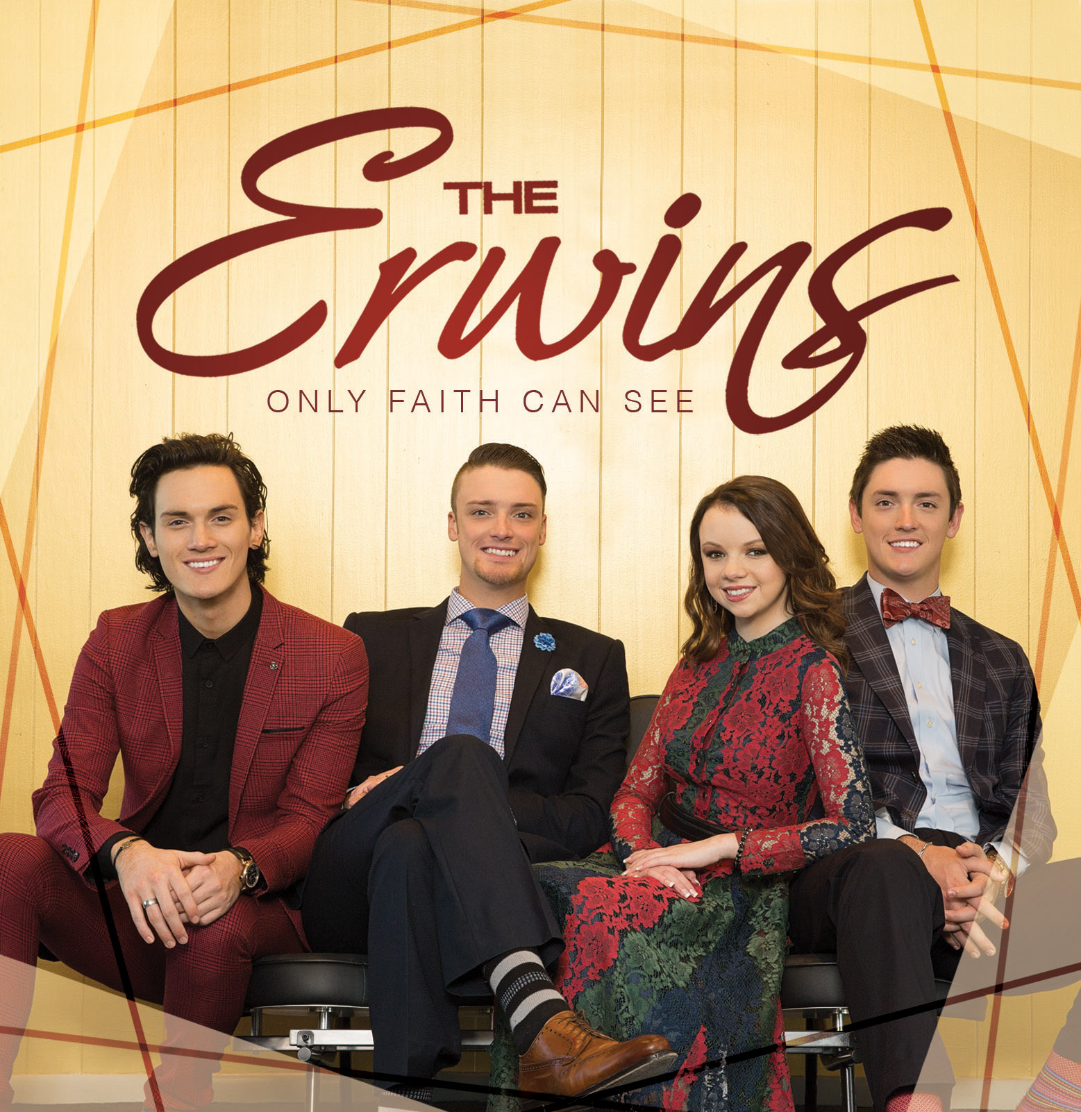 The Erwins release their second Stowtown Records project, Only Faith Can See