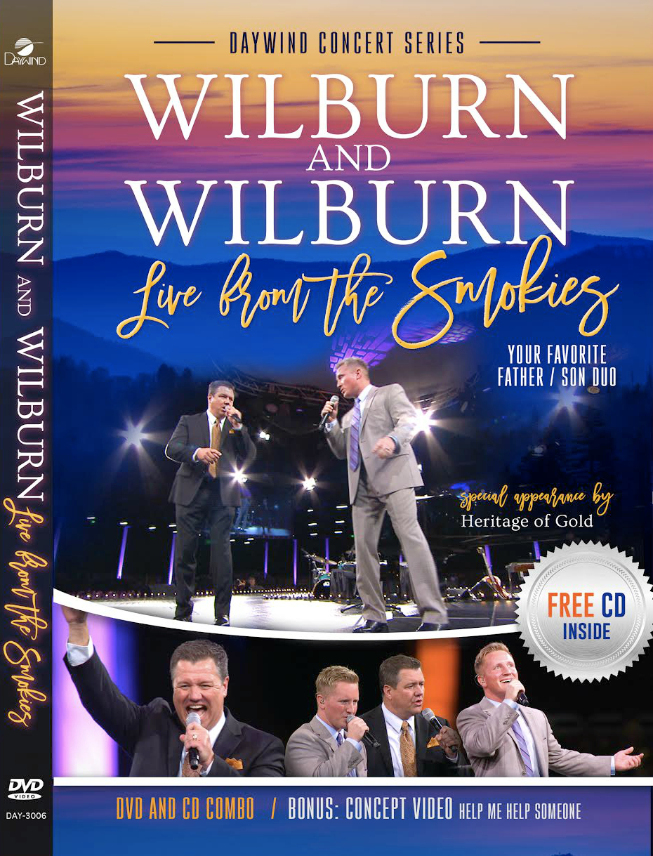 "Wilburn & Wilburn Release New ""Live From The Smokies"" DVD"