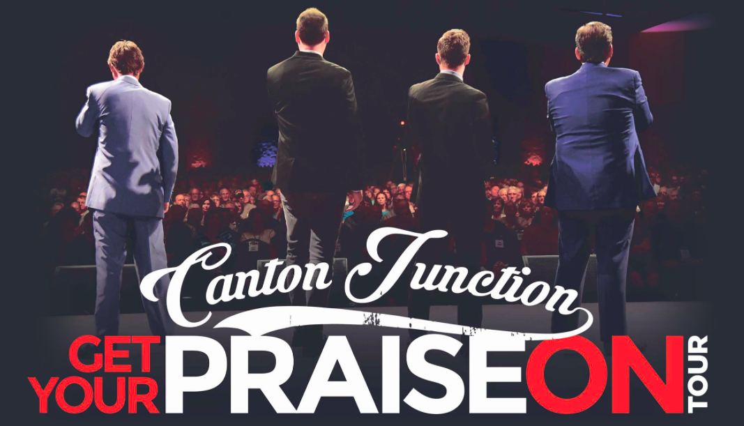 CANTON JUNCTION TO HIT THE ROAD FOR 'GET YOUR PRAISE ON' FALL TOUR