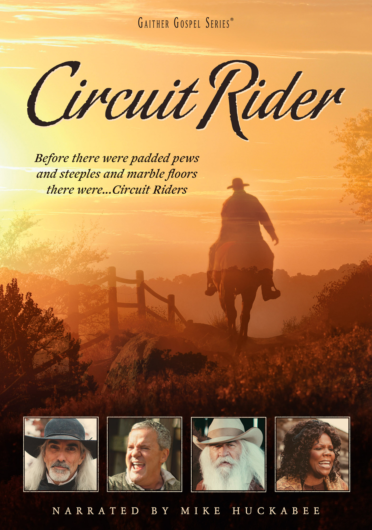 Gaither Music Group Releases All-new Circuit Rider Docu-musical