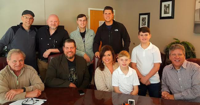 Jordan Family Band to Skyland Records