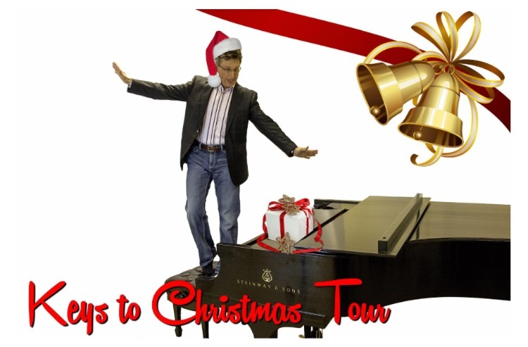 Jeff Stice Kicks Off Inaugural Christmas Tour This Week
