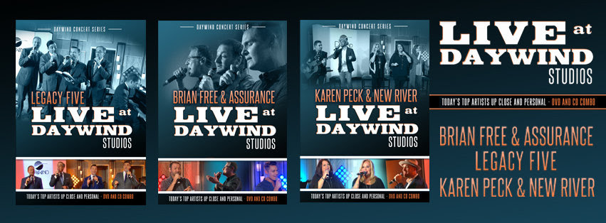 Daywind Announces Additions To The Live At Daywind Studios Series