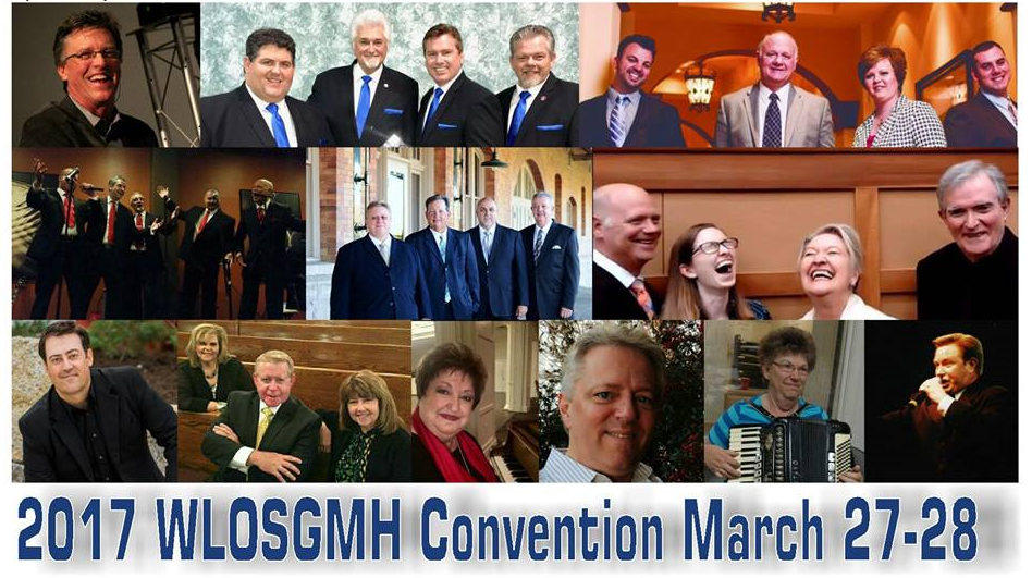 Third Annual WLOSGMH Convention March 27 and 28