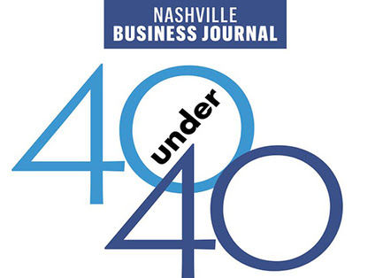 Aaron Crisler named Top 40 under 40