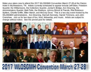 WLOSGMH Convention