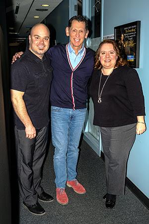 Tim Lovelace Has Meetings with Nashville Media