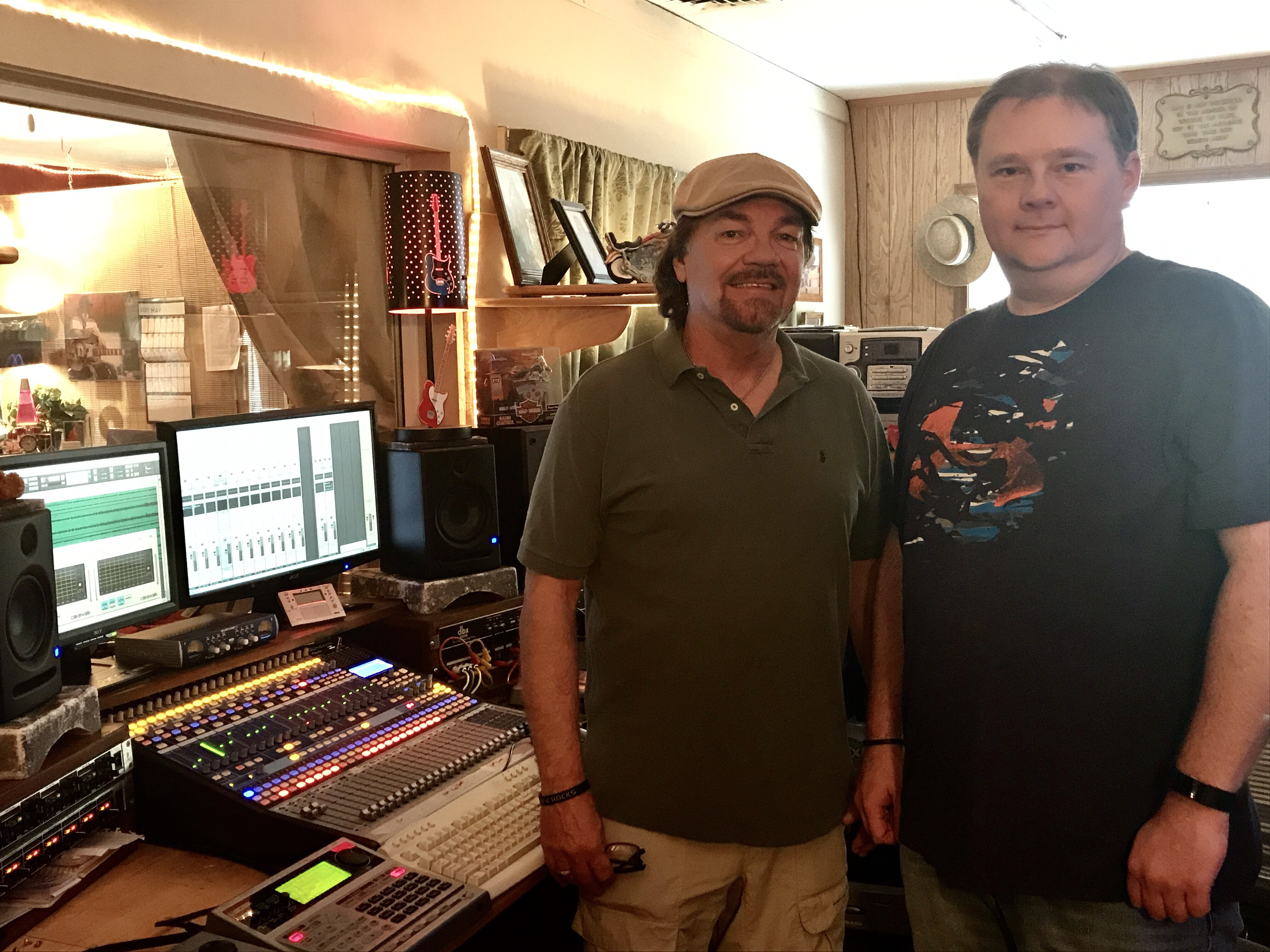 M.A.C. Records/Studio 115A Announces The Addition of Recording Engineer
