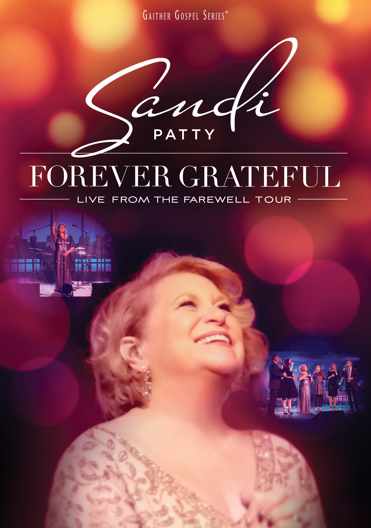 Sandi Patty Releases LIVE Farewell Recording