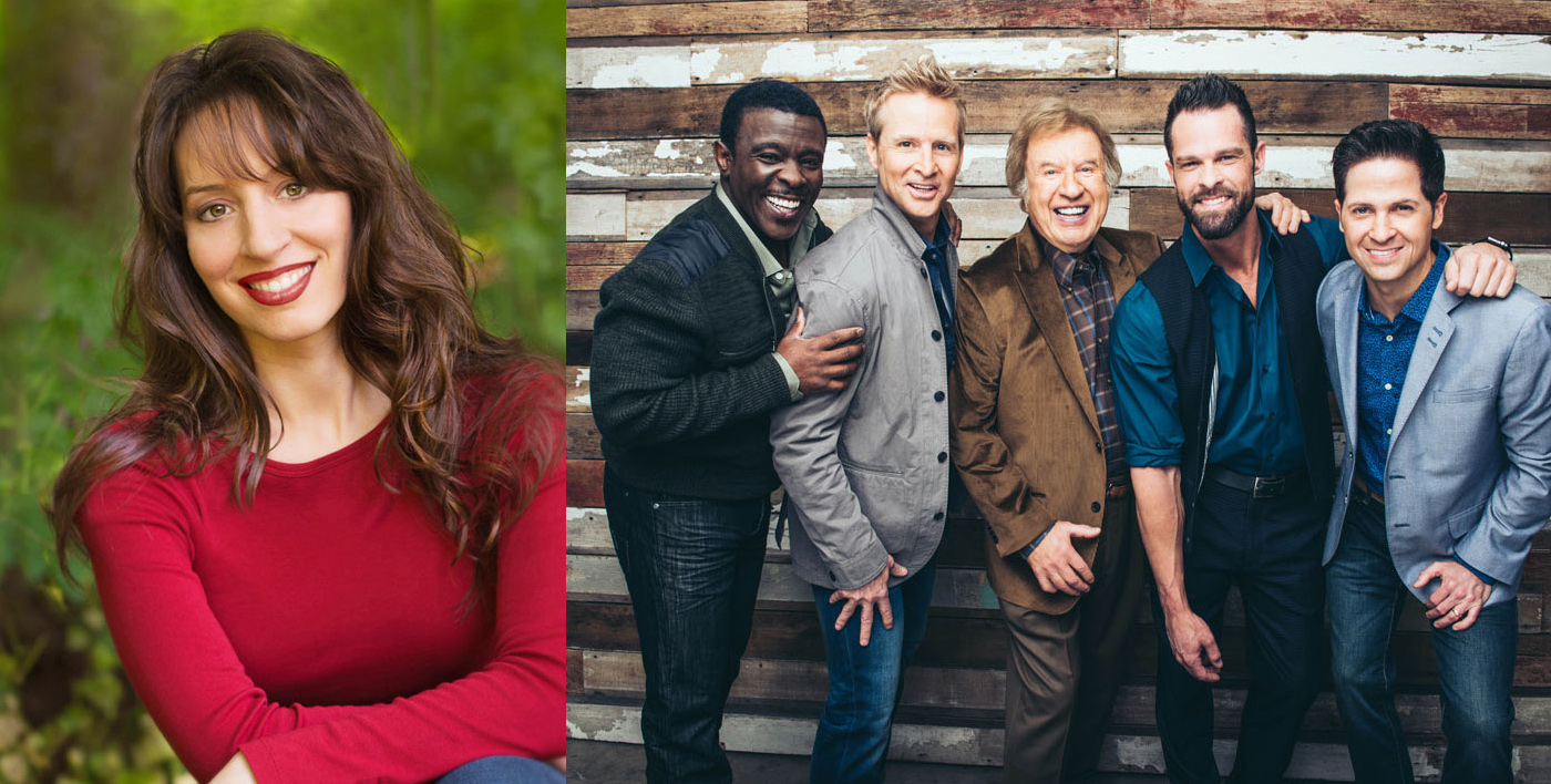 Sherry Anne to Sing at Gaither Vocal Band Concert at Kleinhans Music Hall