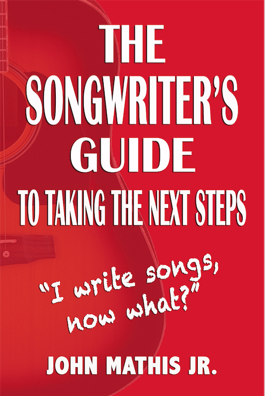 John Mathis Releases New Book For Songwriters