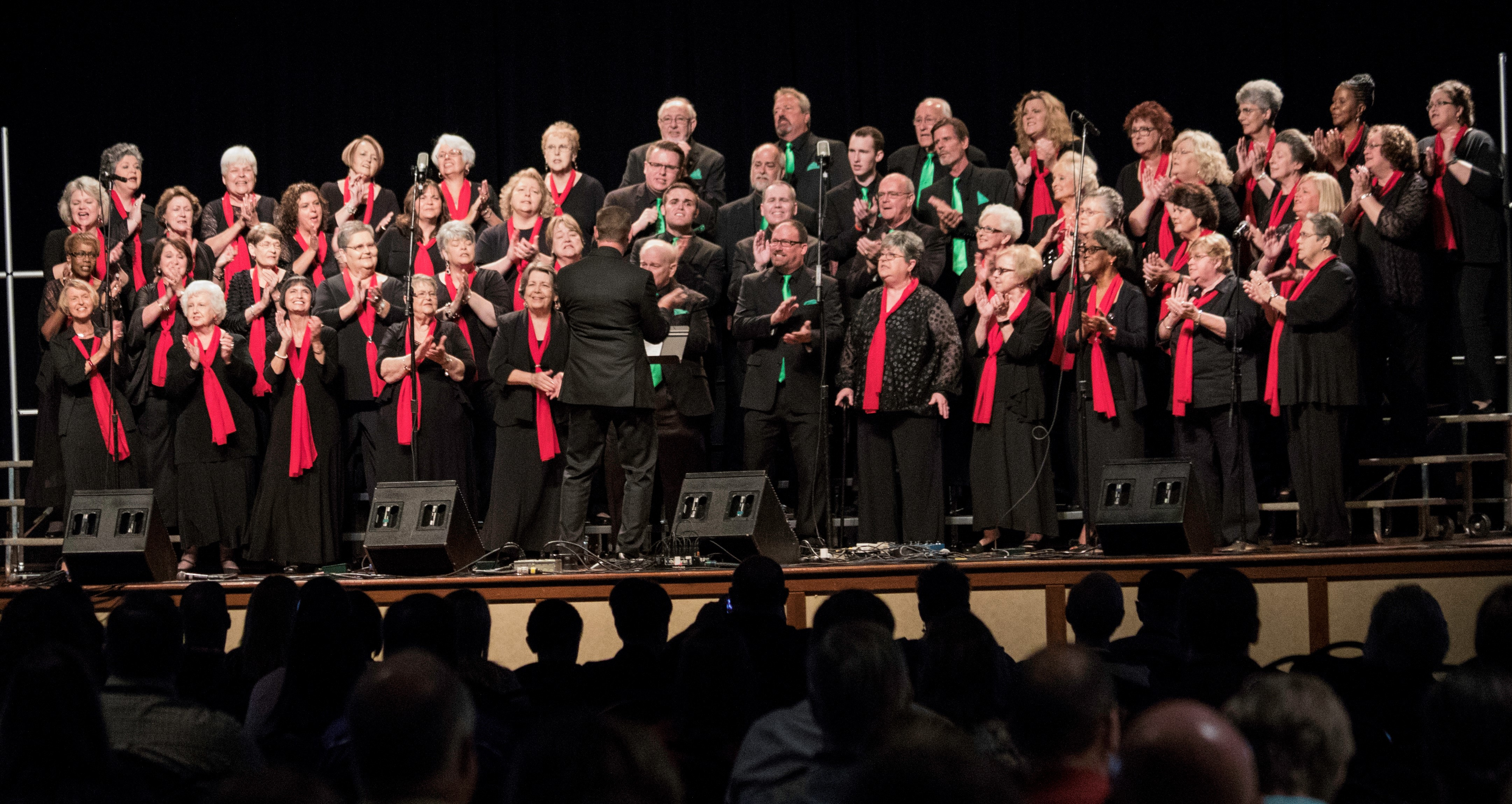 Wilmington Celebration Choir Presents World-Premiere of Tim Lovelace's Christmas Musical Miracle In A Manger at LifeWay's Worship Life 2017