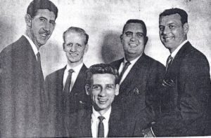 The original Pine Ridge Boys in 1963.