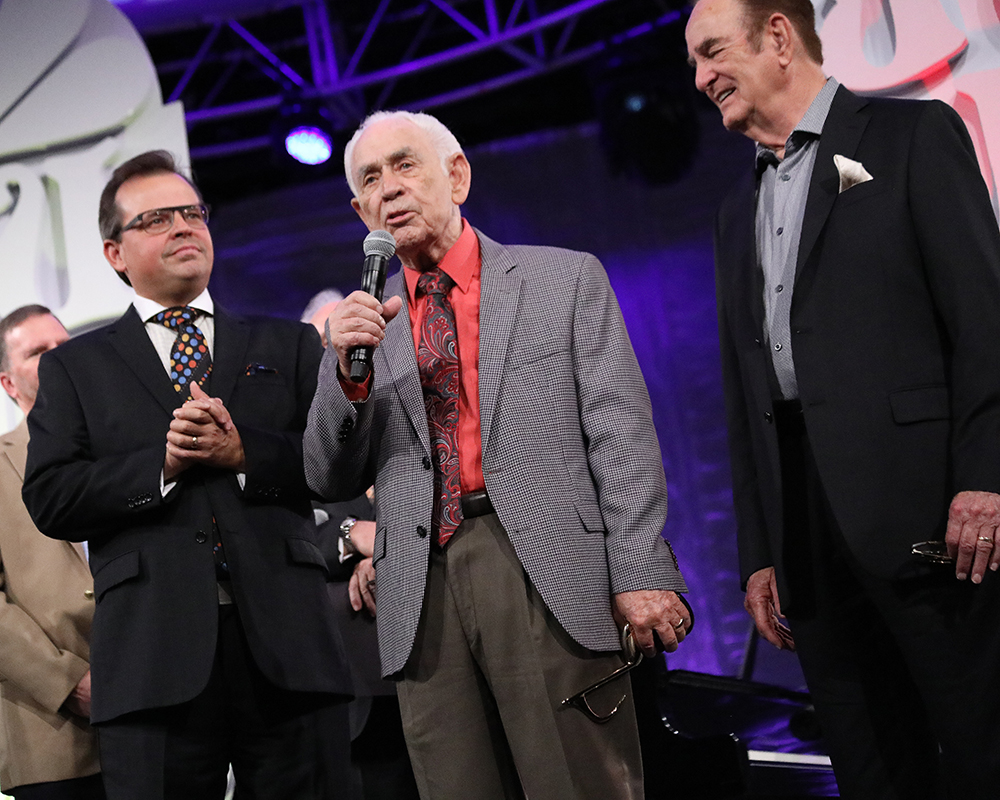 ​LES BEASLEY HONORED AT NQC 2017