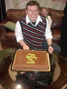 Happy September birthday Rob Patz