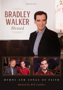 Bradley Walker, Blessed, Hymns and Songs of Faith DVD cover art