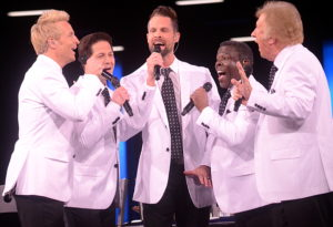 Gaither Vocal Band by Craig Harris.