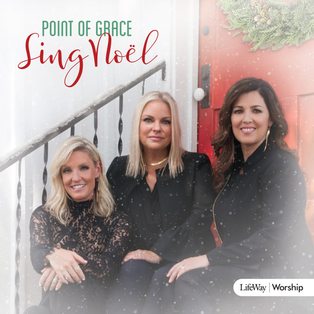 POINT OF GRACE SERENADES THE SEASON WITH SING NOËL OCTOBER 20