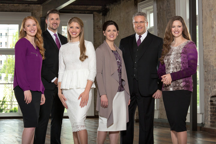 The Collingsworth Family Earns First GRAMMY Nomination