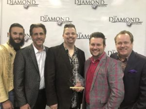 Creekside: Mark209 wins 2017 Diamond Award