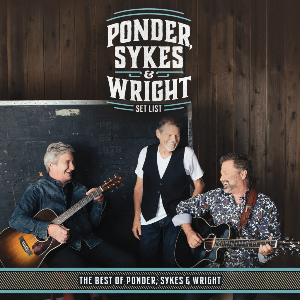 Gospel Music Trio Ponder, Sykes & Wright Creates New Set List