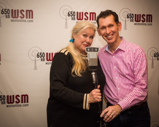"Tim Lovelace Brings Musical Comedy to WSM-AM and ""Today in Nashville"""