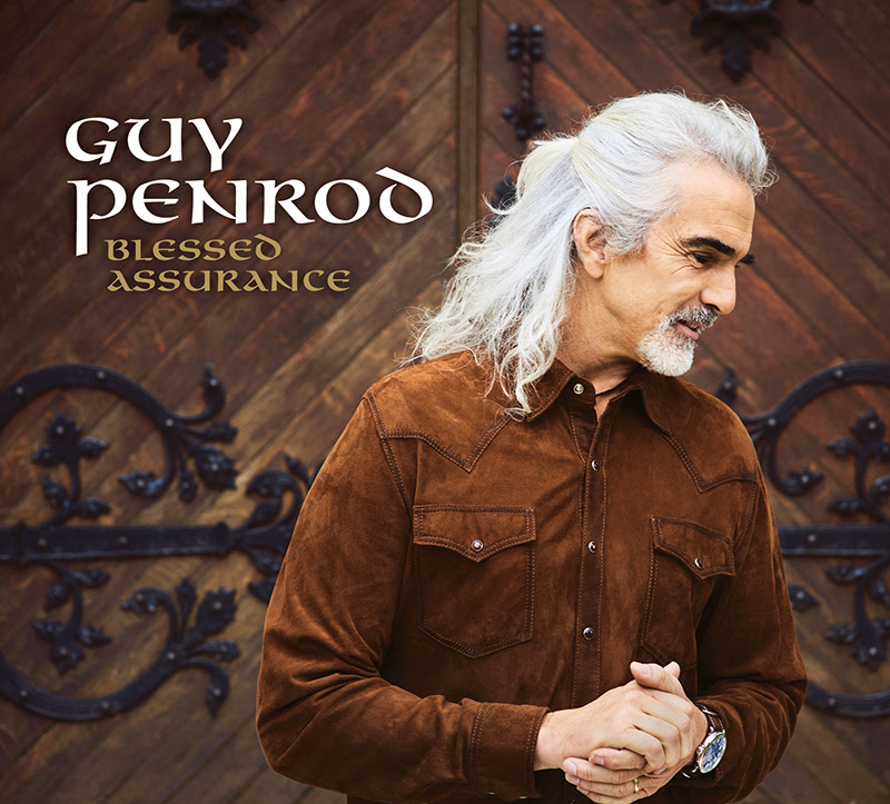 GUY PENROD release Blessed Assurance