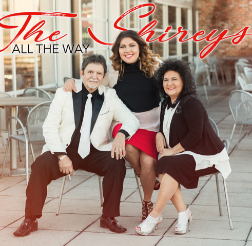THE SHIREYS ANNOUNCE RELEASE OF ALL THE WAY