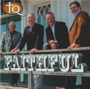 The Torchmen Quartet's latest release, Faithful