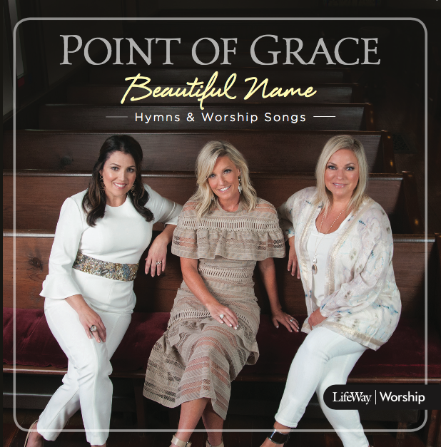 POINT OF GRACE BOW FIRST-EVER HYMNS RECORDING APRIL 3