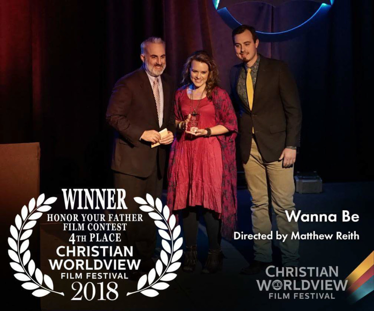 StowTown Records Artist Honored at Christian Worldview Film Festival