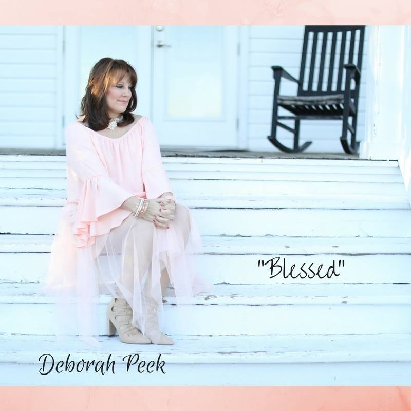 "Deborah Peek released ""Blessed"""