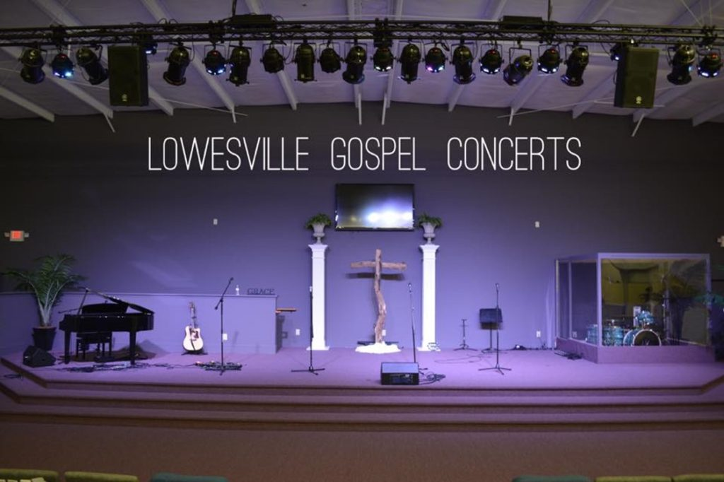 Carroll Cooke's Lowesville Concert Series Making an Impact