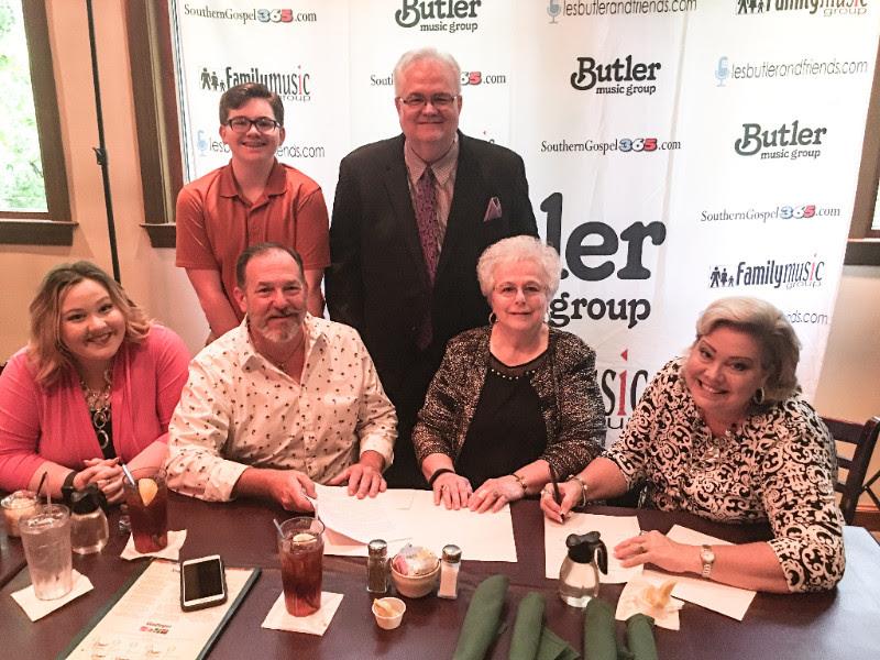 Rivergate Talent Agency Signs Ferguson Family