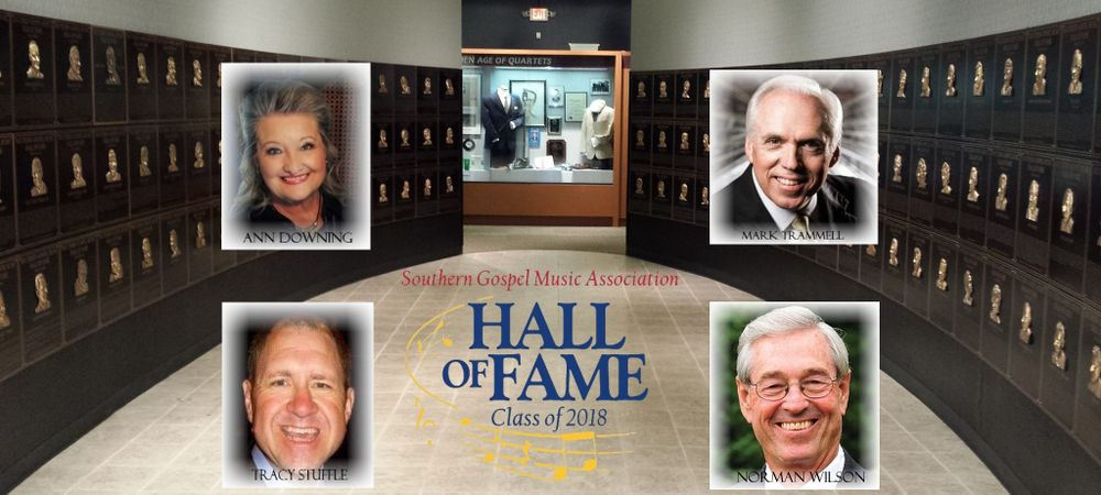 Class of 2018 SGMA Hall of Fame Inductees