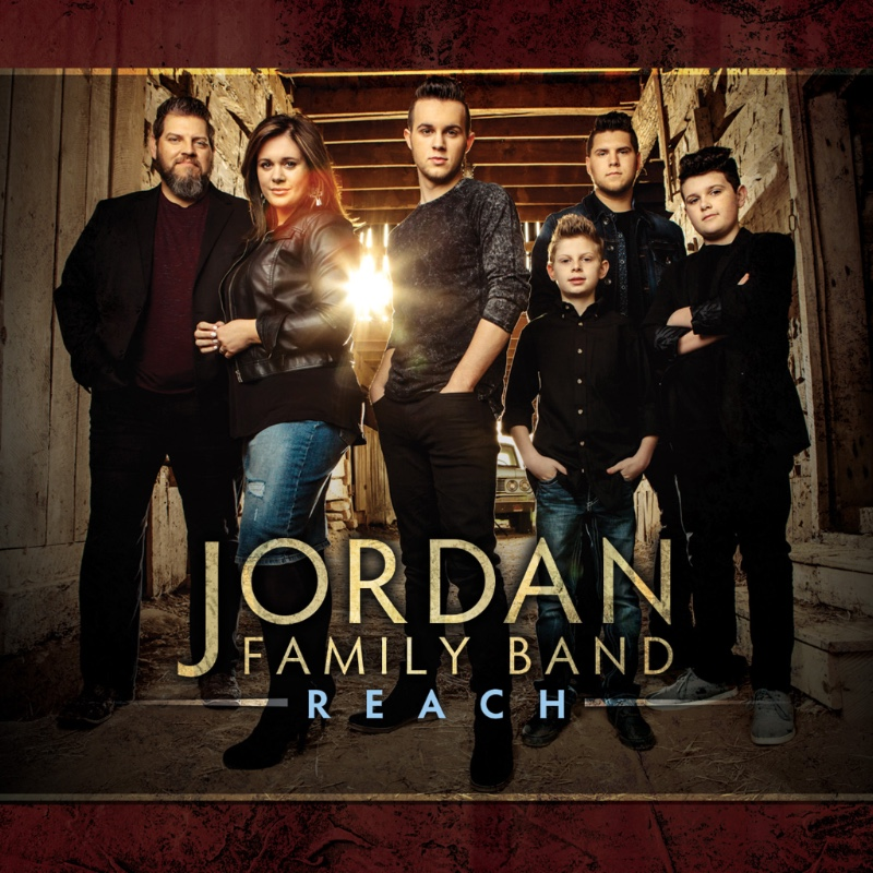 Jordan Family Band. Reach
