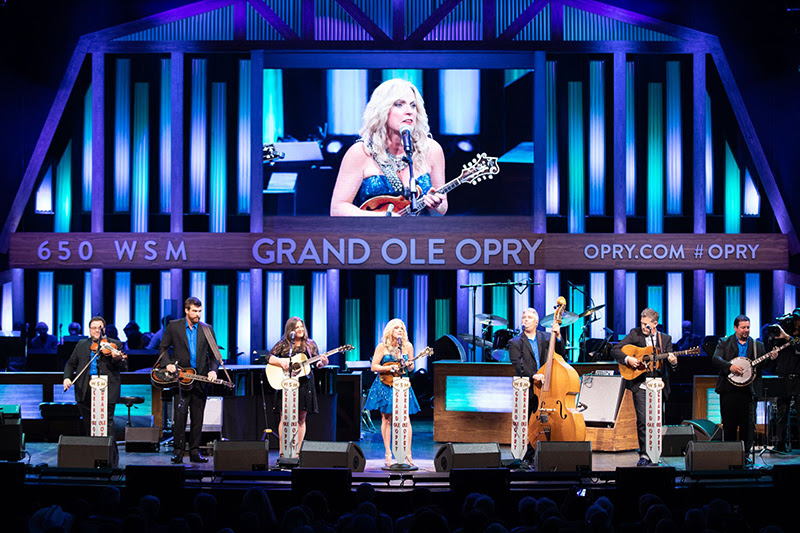 photo: Chris Hollo © Grand Ole Opry
