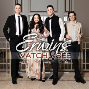 "StowTown Records Announces Release of The Erwins' ""Watch & See"""