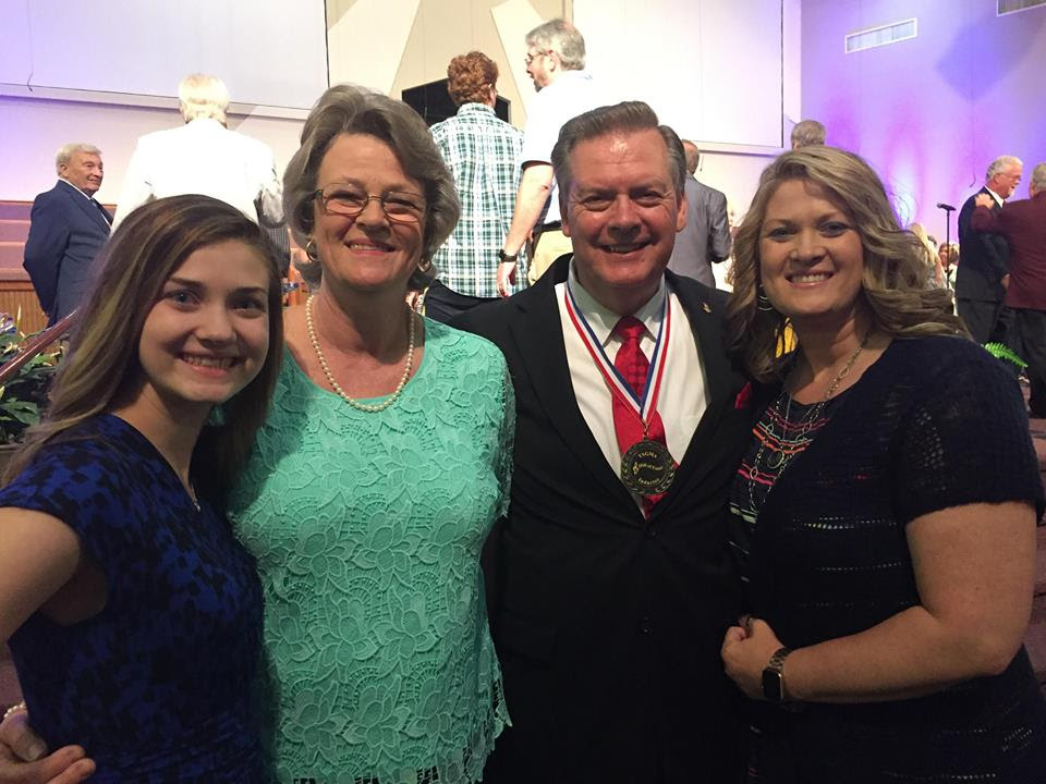 Mike Holcomb Inducted Into Tri-State Gospel Music Hall of Fame