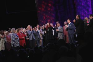Bill Gaither reunion at NQC. Photo by Chip Woods