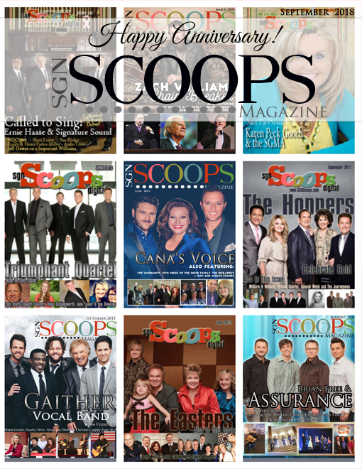 September 2018 SGNScoops Magazine