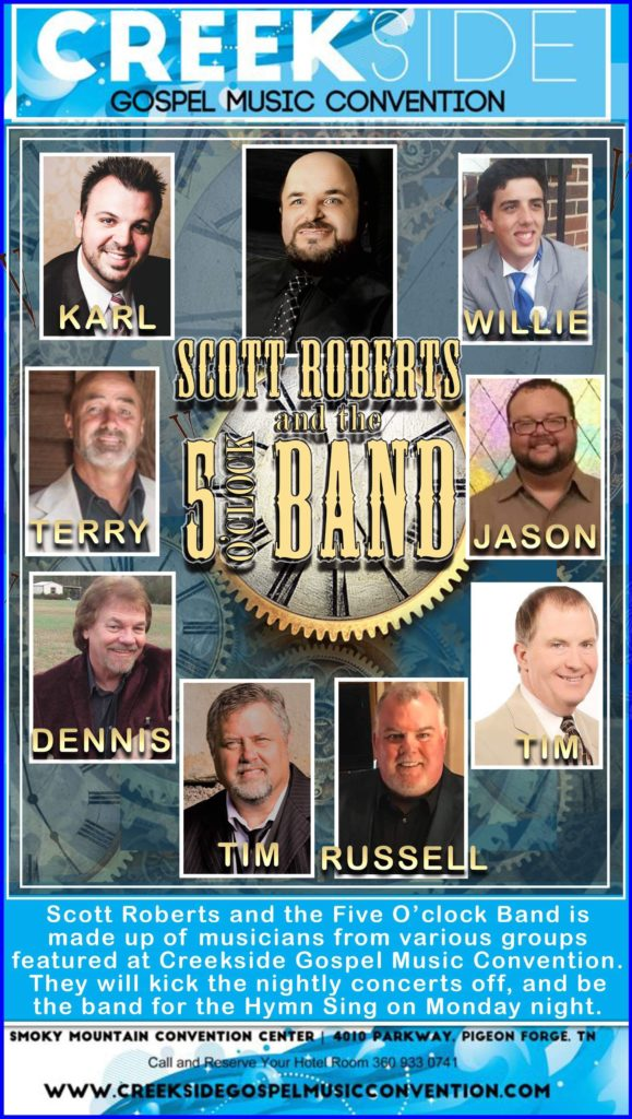 scoopsnews, Author at Southern Gospel News SGN Scoops