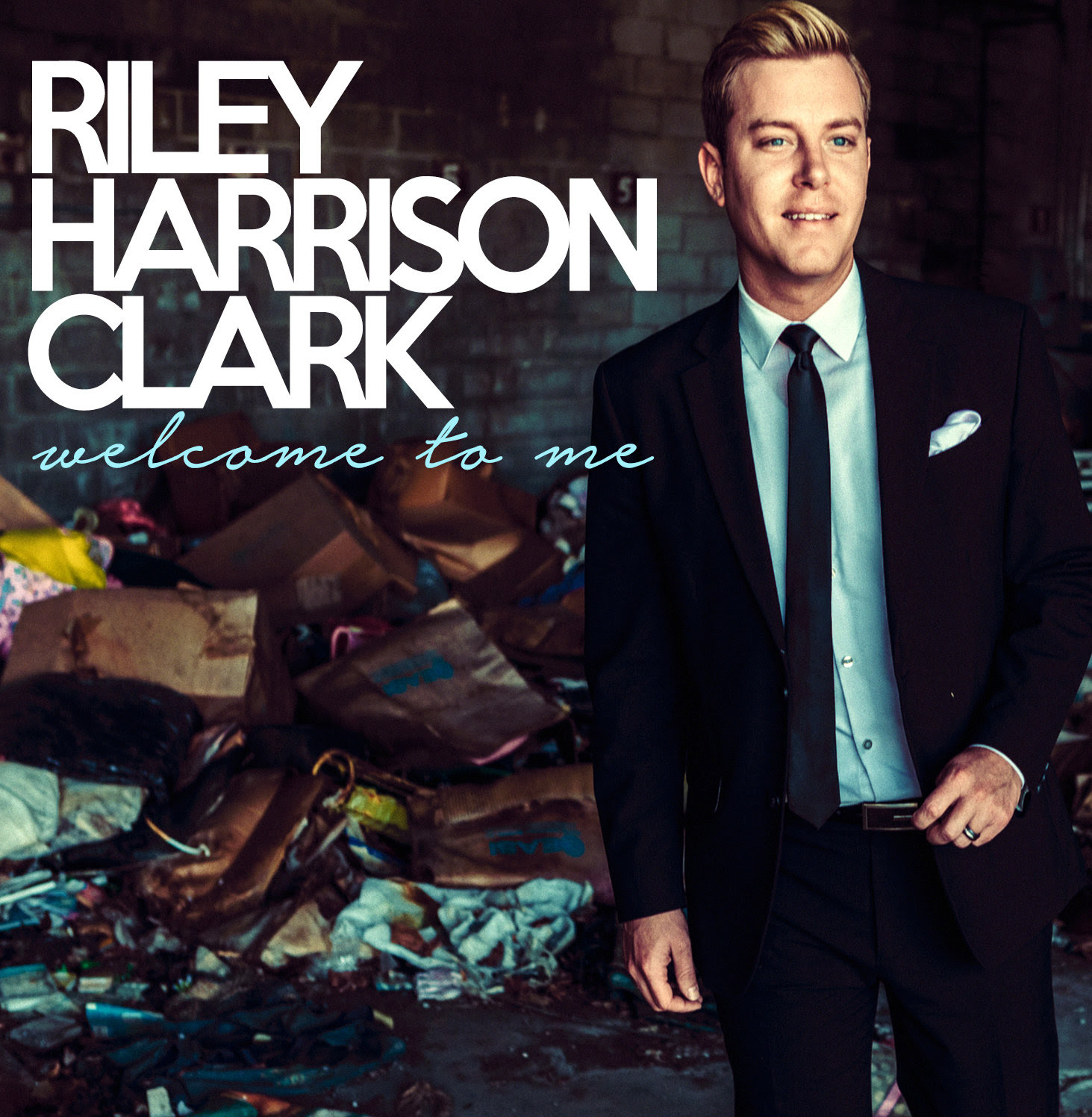 Riley Harrison Clark's Debut Album, Welcome To Me
