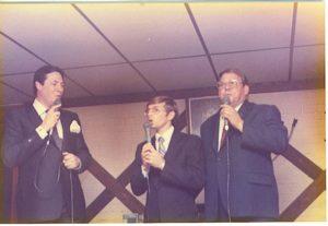 Squire Parsons, Ernie Phillips and Big Mac McCauley