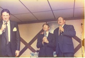 Squire Parsons, Ernie Phillips and Big Mac McLeod