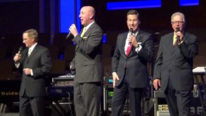 The Kingsmen with Ernie Phillips filling in