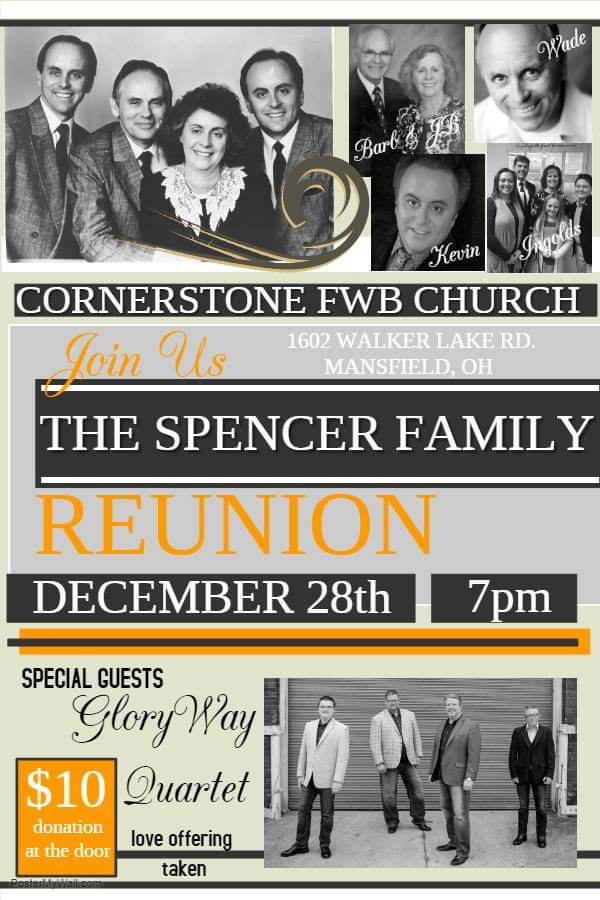 Spencer Family is reuniting for one special Night