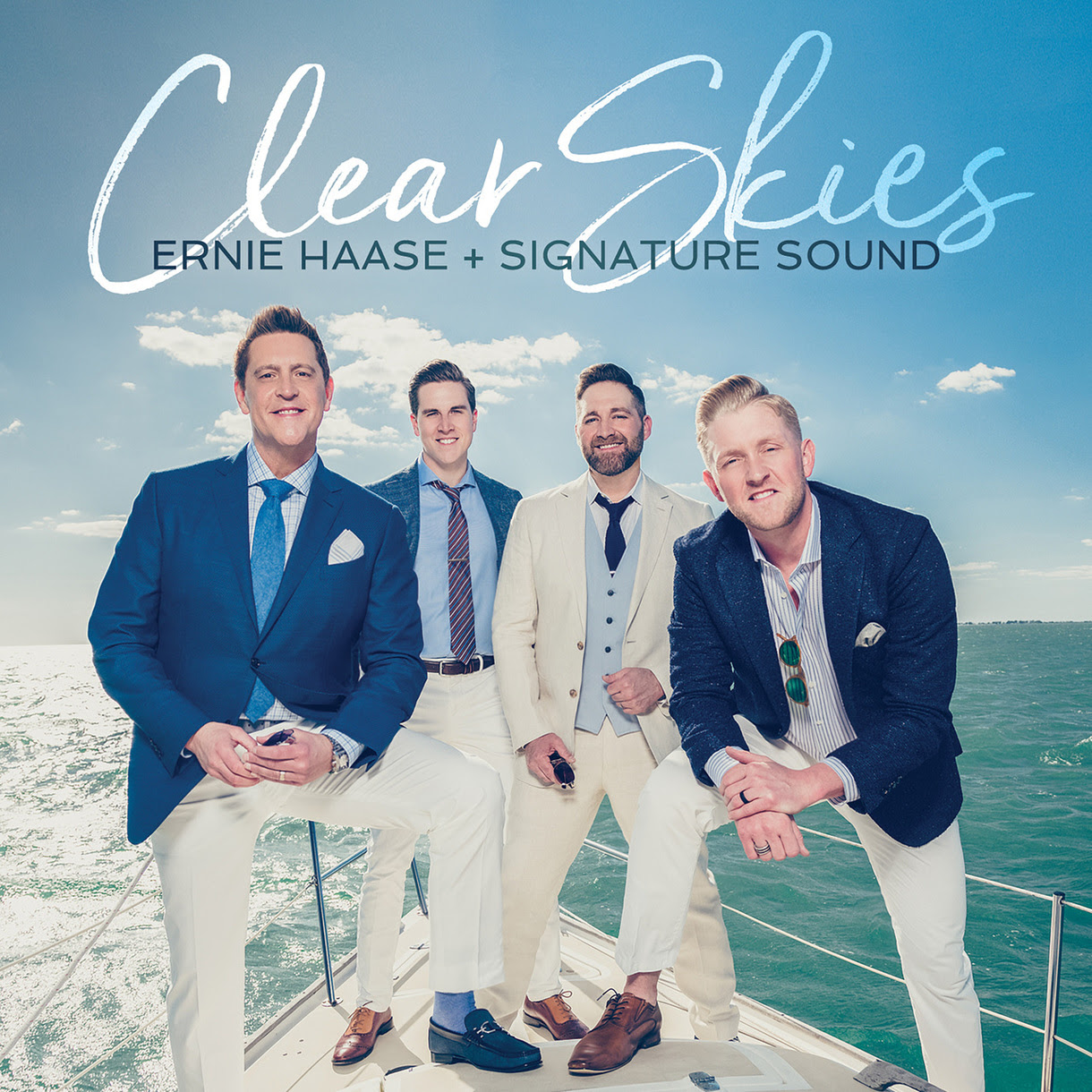Ernie Haase and Signature Sound Garners 2019 GRAMMY (R) Nomination