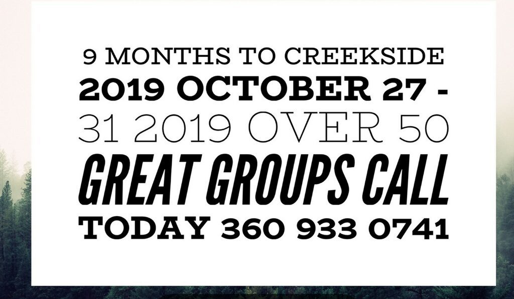 Creekside Gospel Music Convention 2019